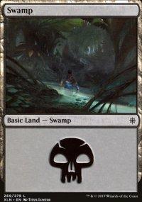 Swamp 2 - Ixalan