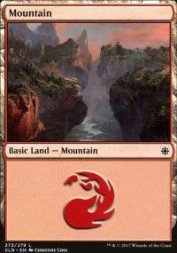 Mountain 1 - Ixalan