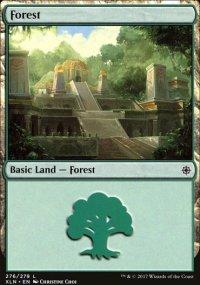 Forest 1 - Ixalan