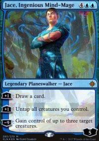 Jace, Ingenious Mind-Mage - Ixalan