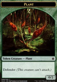 Plant - Ixalan