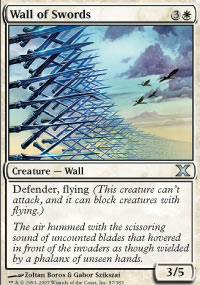 Wall of Swords - 10th Edition