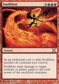 Soulblast - 10th Edition