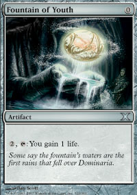 Fountain of Youth - 10th Edition