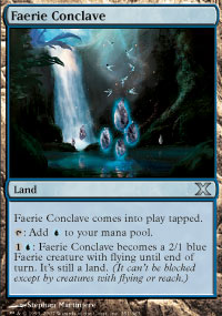 Faerie Conclave - 10th Edition