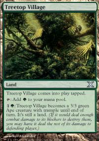 Treetop Village - 10th Edition