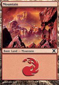 Mountain 3 - 10th Edition