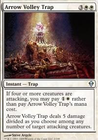 Arrow Volley Trap - Zendikar