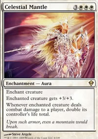 Celestial Mantle - Zendikar