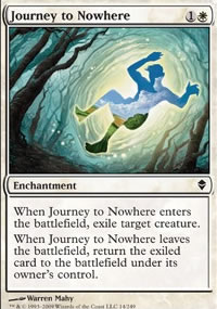 Journey to Nowhere - Zendikar