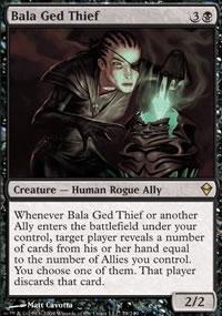 Bala Ged Thief - Zendikar