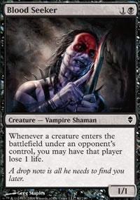 Blood Seeker - Zendikar