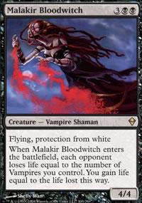 Malakir Bloodwitch - Zendikar