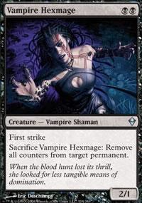 Vampire Hexmage - Zendikar