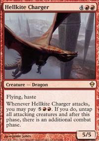 Hellkite Charger - Zendikar