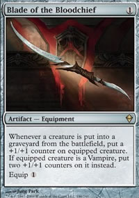 Blade of the Bloodchief - Zendikar
