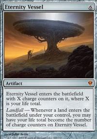 Eternity Vessel - Zendikar