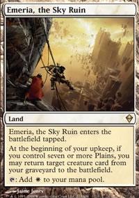Emeria, the Sky Ruin - Zendikar