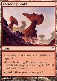 Teetering Peaks - Zendikar