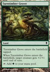 Turntimber Grove - Zendikar