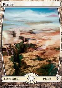 Plains 5 - Zendikar