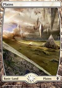 Plains 7 - Zendikar