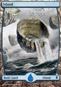 Island 7 - Zendikar