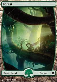 Forest 1 - Zendikar