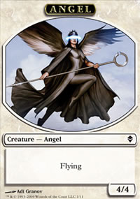 Angel - Zendikar