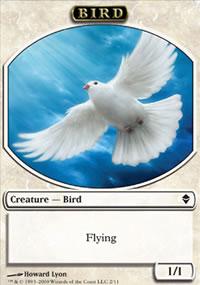 Bird - Zendikar