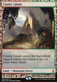 Cinder Glade - Zendikar Expeditions