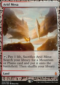 Arid Mesa - Zendikar Expeditions